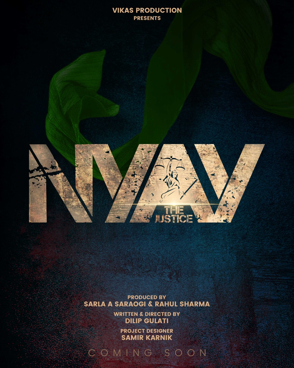 Justice for Sushant Singh Rajput in 'Nyay The Justice' movie