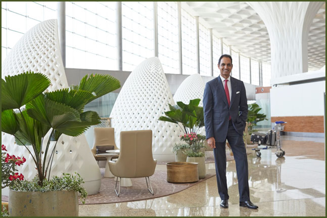 Why we should move towards automation in critical infra? We ask GV Sanjay Reddy of GVK Group