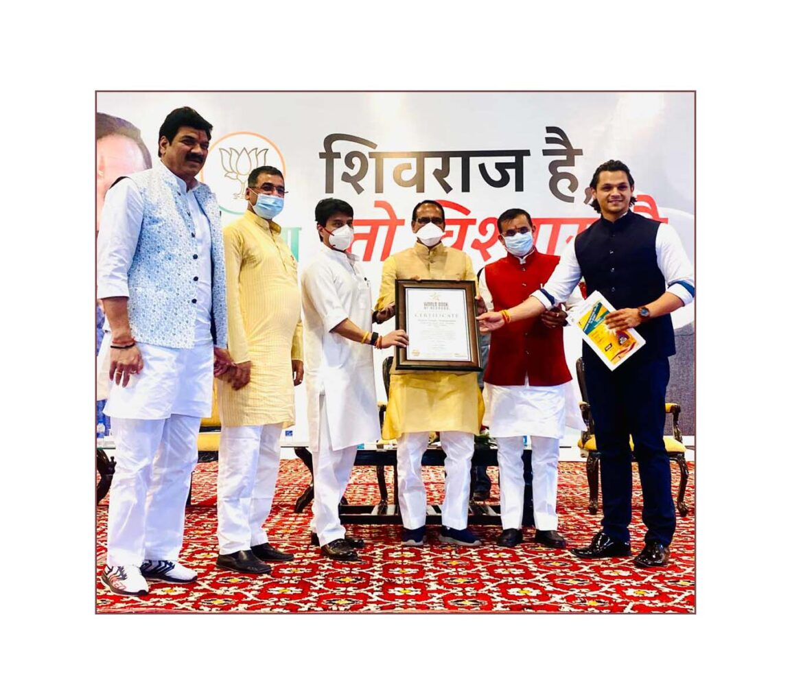 From Reel Life to Real Life Hero: Meet Akash Singh Rajput a Youth Icon for the Youngsters of Madhya Pradesh
