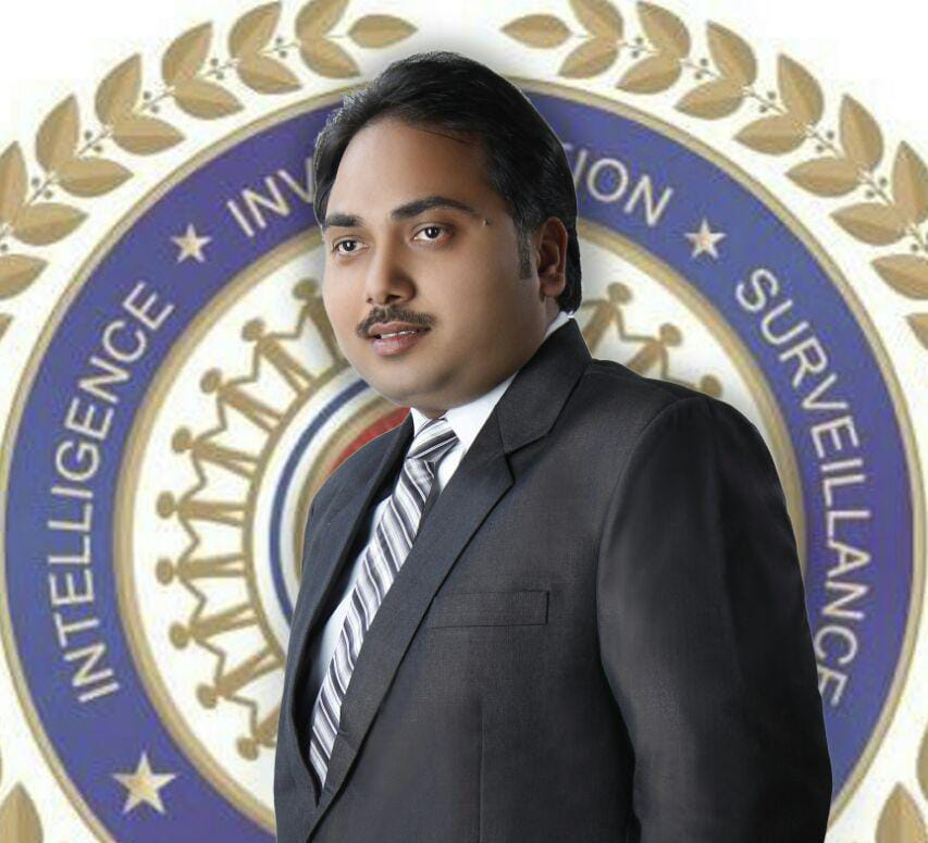 Pandit Sudhanshu Shukla has been Appointed as the National Director of Consumer Brand Investigation Division
