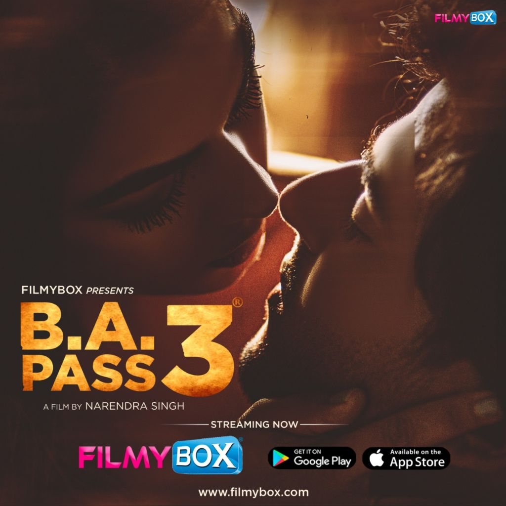 BA Pass 3 to launch on Filmybox app on May 1st, 2021