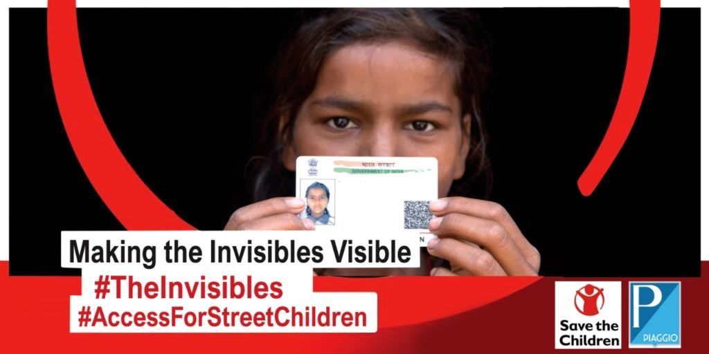 International Day for Street Children; Making #TheInvisiblesVisible: A call to action