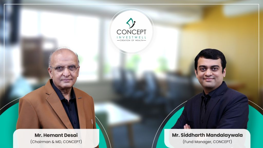 Concept Investwell Private Limited – A company that helps Investors in Investing 'WELL'.