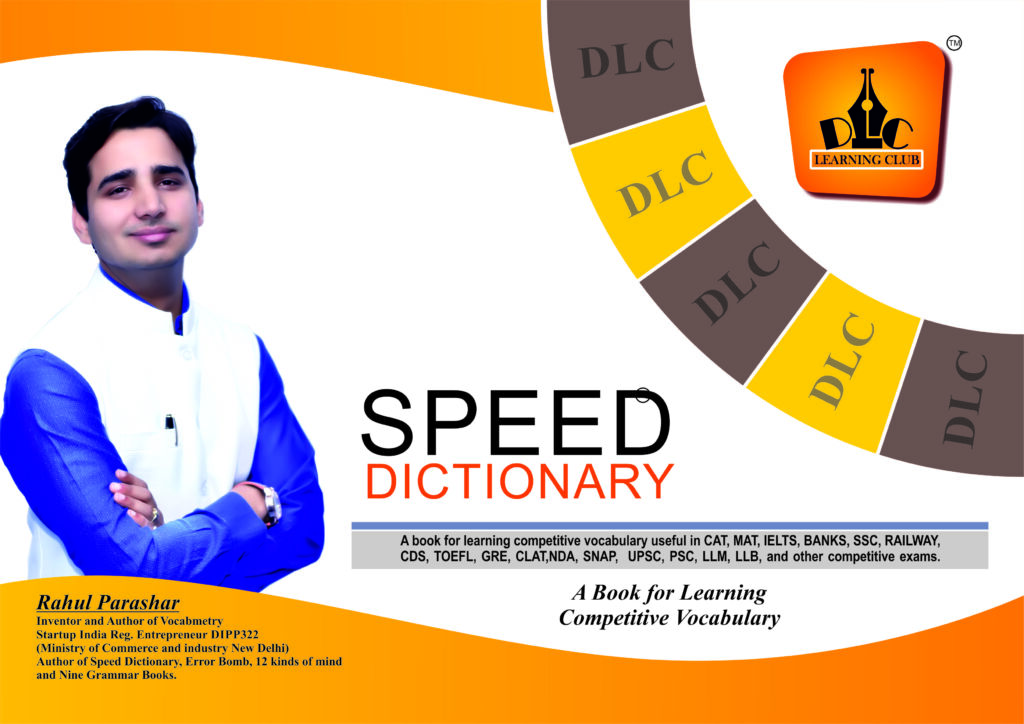 VOCABMETRY: The most effective methods of being affluent in vocabulary by Rahul Parashar