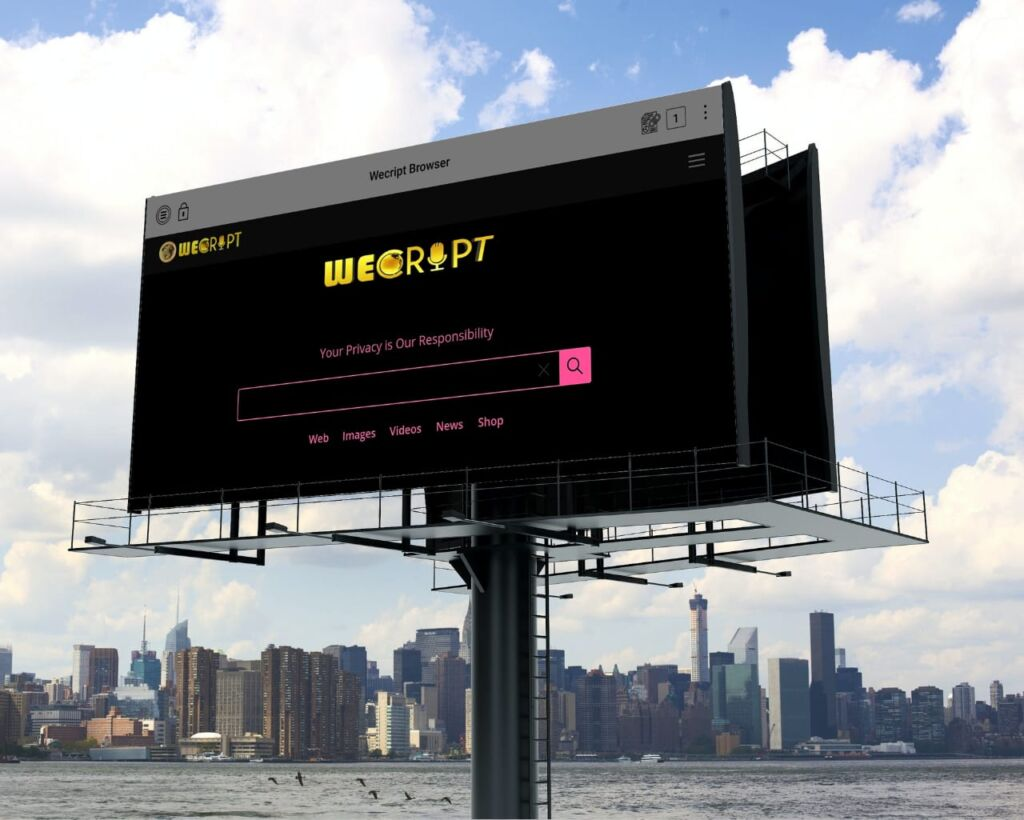Wecript Search Engine Launching Their Messenger App to Revise Your Online Privacy