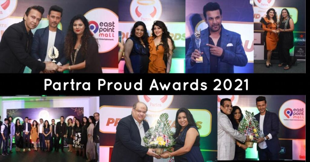 Eminent Personalities Graced Partra Proud Awards 2021 by Their Presence