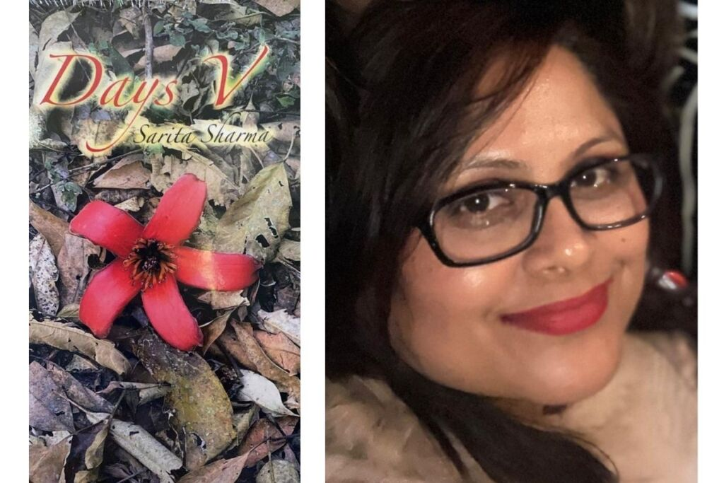 Dr. Sarita Sharma's Debut Poetry Collection Days V Launched