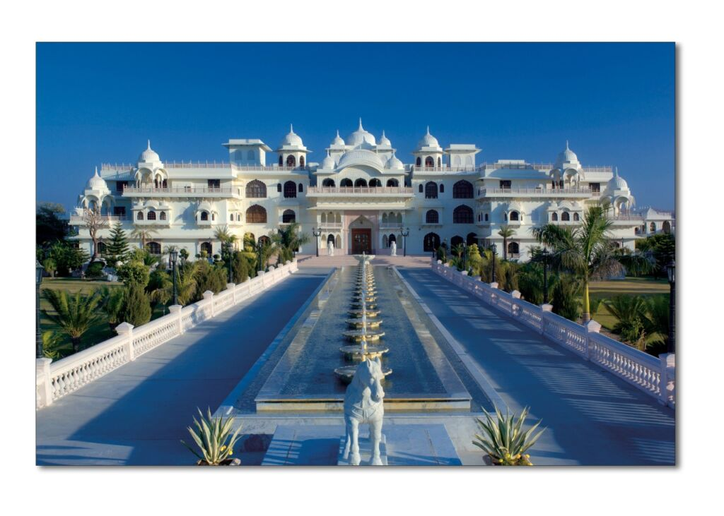Shiv Vilas becomes one of the best Destination wedding palaces in India