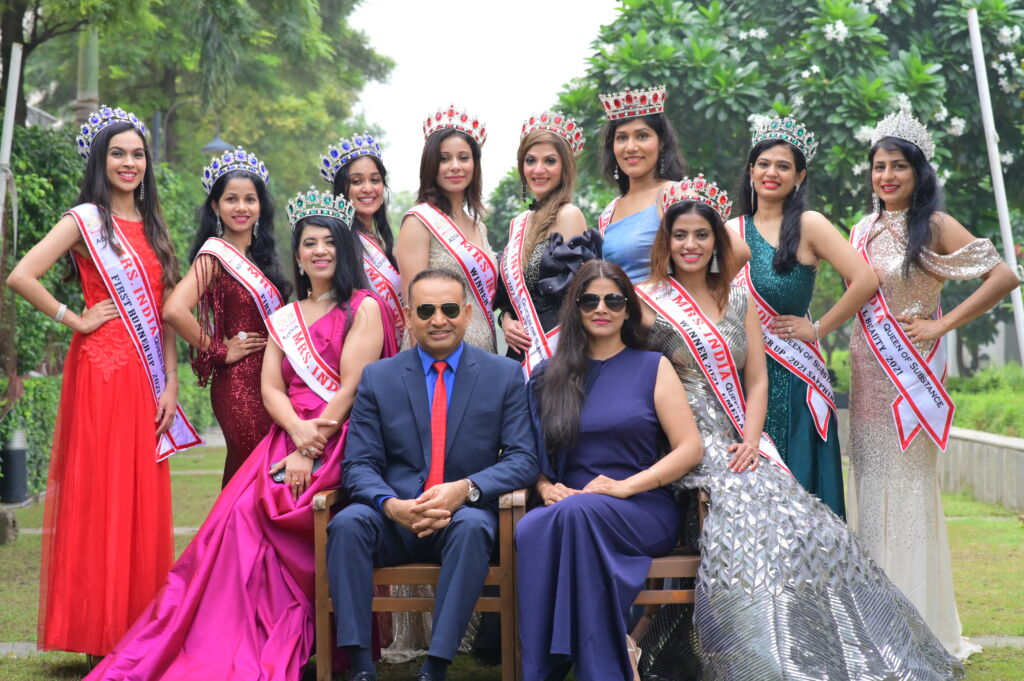 Mrs India Queen of Substance 2021 Concluded in Delhi