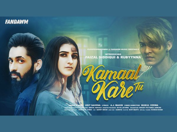 Fandawm Launches A Music Label With The Release Of The Romantic Single Kamaal Kare Tu