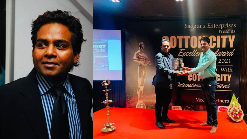 The Only Unbiased OTT And Cinema Expert Girish Wankhede Bags Another Elite Award