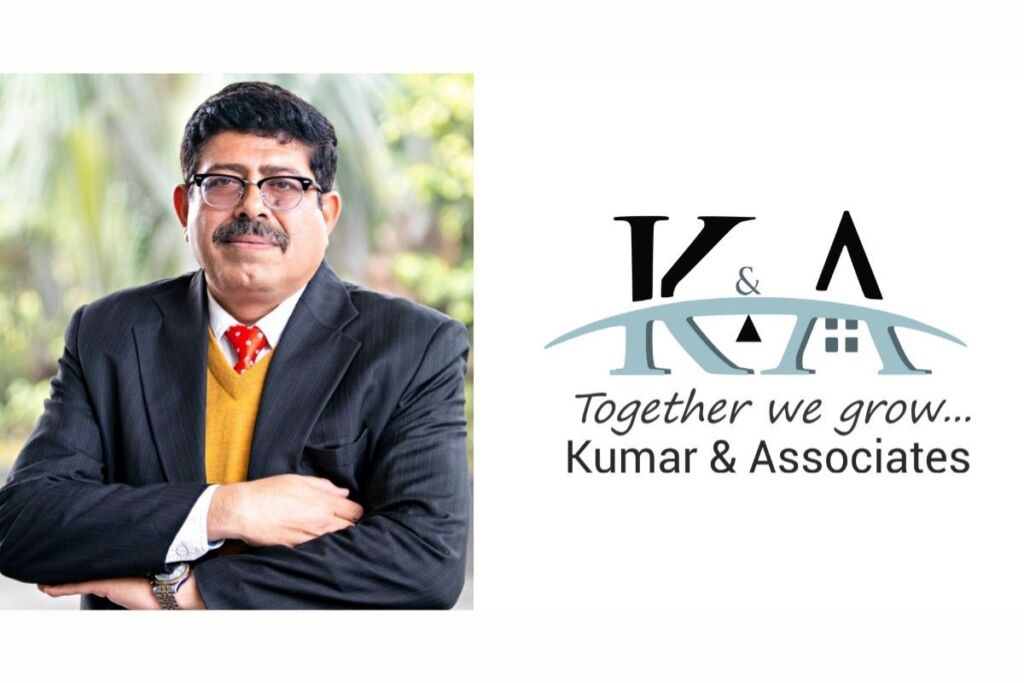 """Kumar and Associates has been awarded as the most """"Promising Company of the Year – 2021, Under Pre-Fabricated Structures/ Buildings Category"""""""