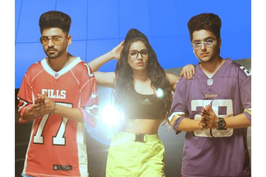 Viruss, Brown Gal, Ayush's new music video features several influencers, crosses 5 million views on YouTube within two days