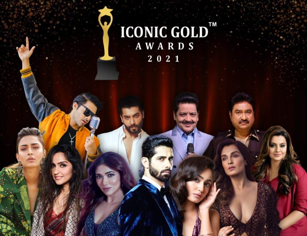 Get Ready For the Biggest Event, the Prestigious Show Iconic Gold Awards 2021
